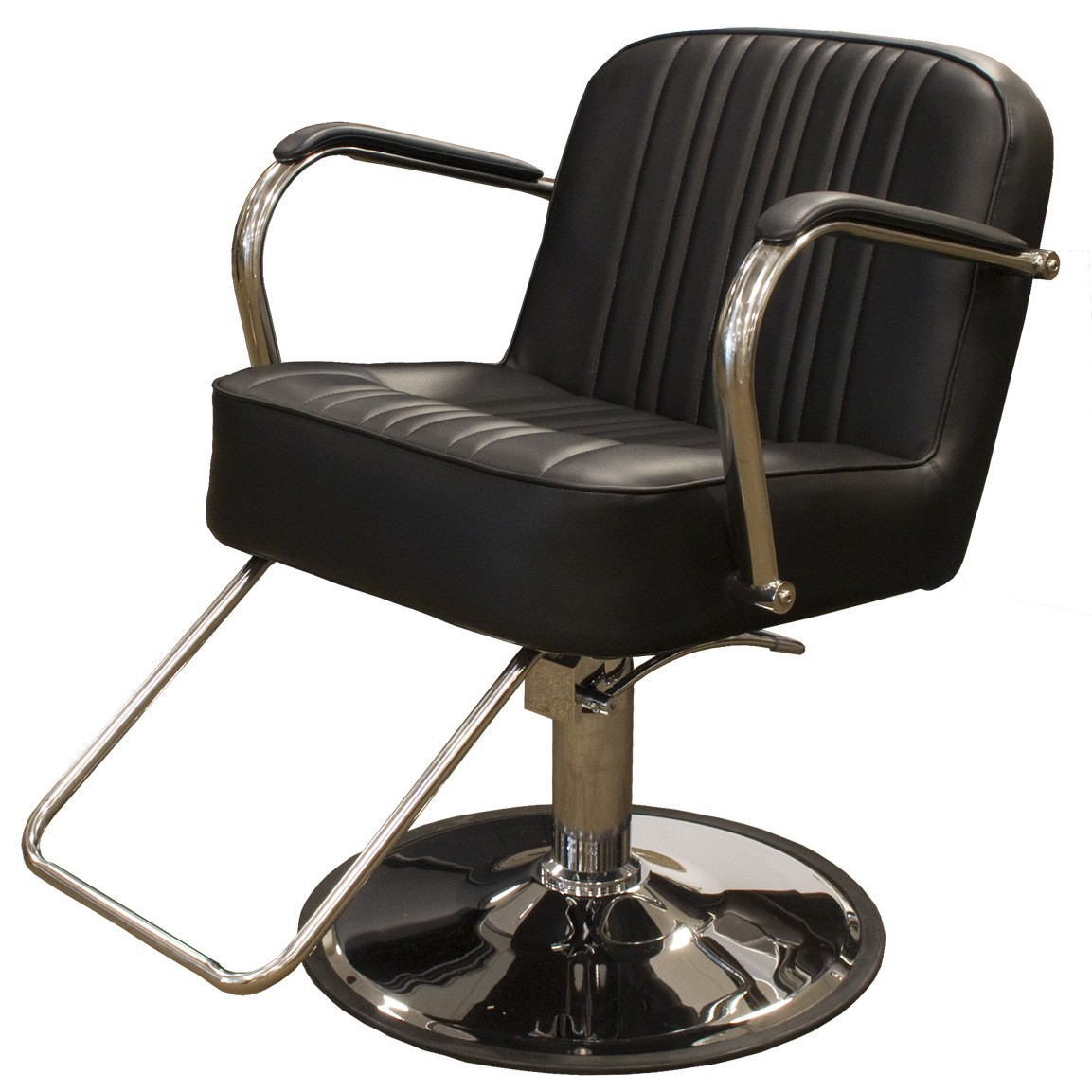 Color trends is getting a face lift color trends hair salon for Colored salon chairs